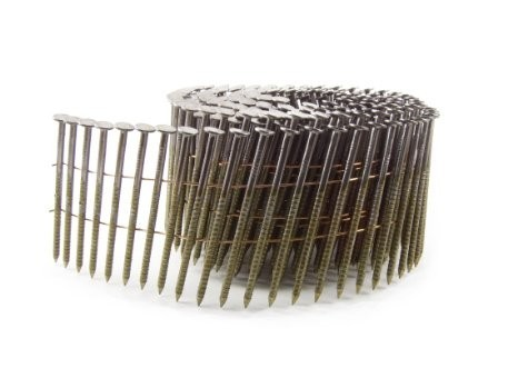 2.5 x 64mm Ring Shanked Galvanised Nails