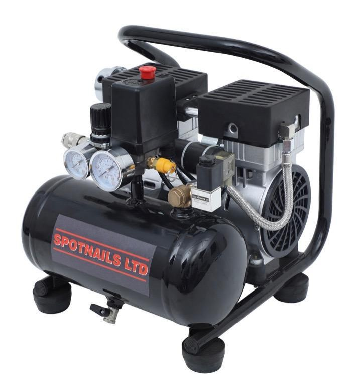 Spotnails 240v Low Noise Compressor